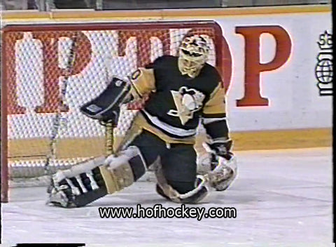 December 21, 1988 Pittsburgh Penguins - 6 @ Toronto Maple Leafs - 1 Mario Lemieux