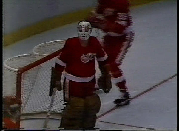 March 1, 1980 Detroit Red Wings - 4 @ New York Islanders - 3
