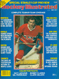 May 1977 NHL Hockey Illustrated Magazine Guy Lafleur Bobby Clarke Gilbert Perreault