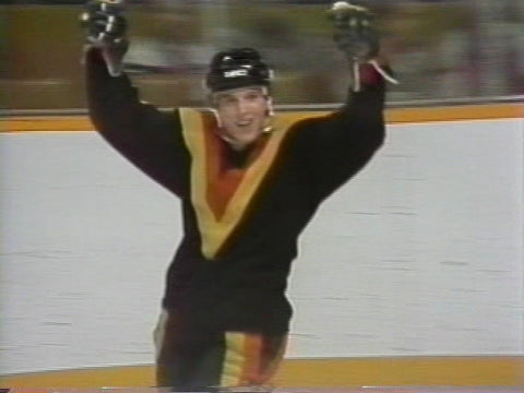 December 3, 1983 Vancouver Canucks - 5 @ Toronto Maple Leafs - 5 OT