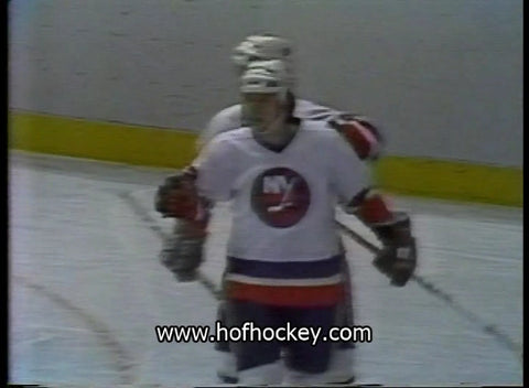 May 14, 1981 Game Two Minnesota North Stars - 3 @ New York Islanders - 6 Mike Bossy