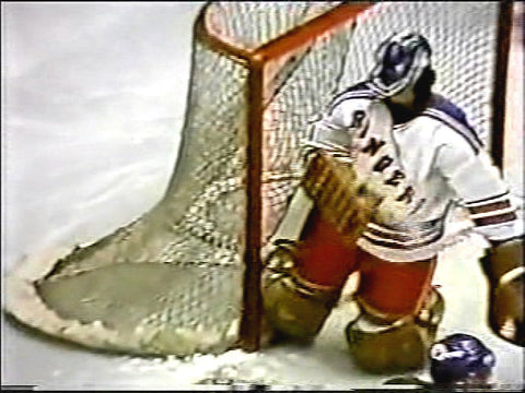 March 4, 1981 Edmonton Oilers - 5 @ New York Rangers - 5