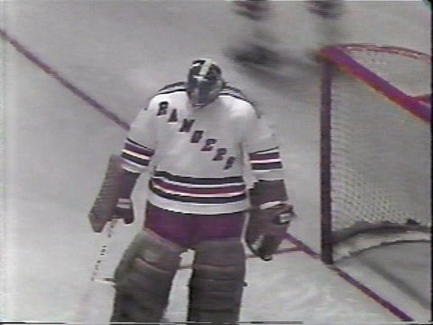 March 30, 1981 Philadelphia Flyers - 0 @ New York Rangers - 0