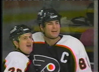 February 28, 1999 Philadelphia Flyers - 5 @ New York Rangers - 6