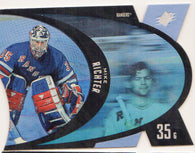 1997-98 Upper Deck SPx #31 Mike Richter New York Rangers Card