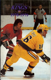 1978-79 Los Angeles Kings Media Guide Yearbook Marcel Dionne