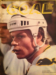 April 2, 1980 Hartford Whalers - 4 @ Pittsburgh Penguins - 6