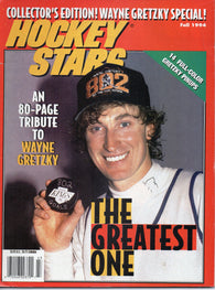 1994 Fall Collector's Edition Hockey Stars Wayne Gretzky Tribute Magazine 14 Full Color Pinups