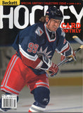 May 1998 Beckett Hockey Card Monthly Magazine Special Wayne Gretzky Collector's Issue Cover #4 of 4