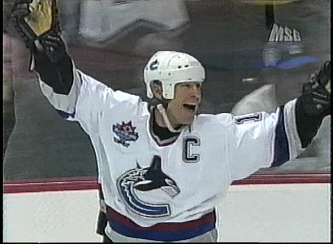 October 11, 1997 New York Rangers - 6 @ Vancouver Canucks - 3 Mark Messier