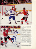April 21, 1986 Sports Illustrated Magazine Toronto Maple Leafs Chicago Blackhawks