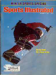 December 11, 1978 Sports Illustrated Winter Sports Special Wayne Gretzky WHA Oilers