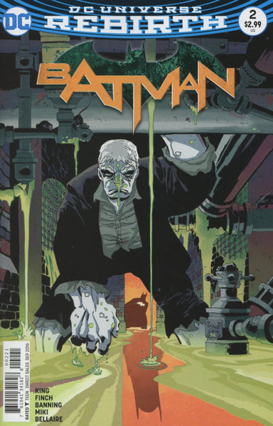 BATMAN VOL 3 #2 COVER B TIM SALE VARIANT
