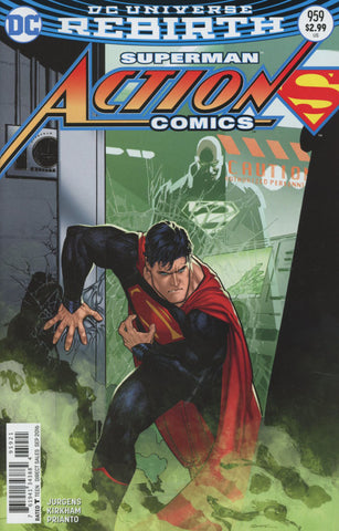 ACTION COMICS #959 COVER B RYAN SOOK VARIANT