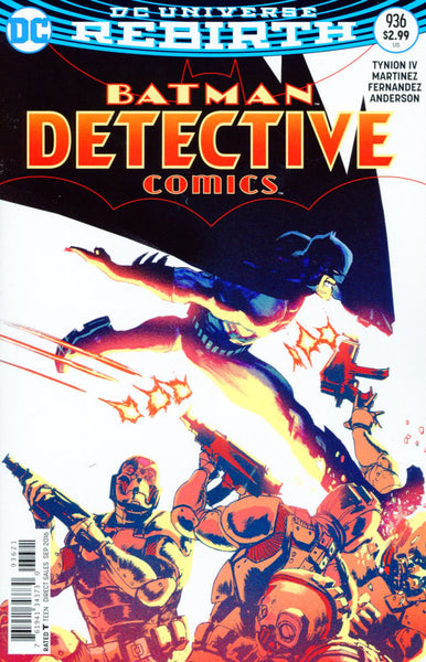 DETECTIVE COMICS VOL 2 #936 COVER B VARIANT