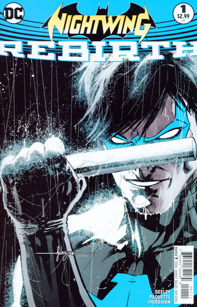 NIGHTWING REBIRTH #1 COVER A 1st PRINT