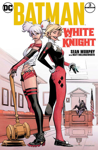 BATMAN WHITE KNIGHT #3 (OF 7) VAR ED
