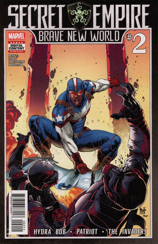 SECRET EMPIRE BRAVE NEW WORLD #2 (OF 5) SE