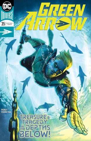 GREEN ARROW #35