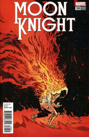 MOON KNIGHT #188 JOHNSON VAR LEG