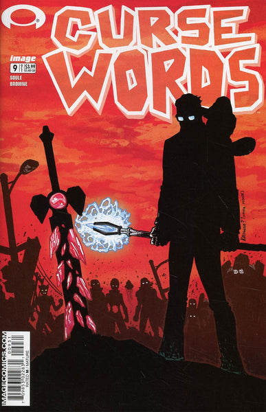 CURSE WORDS #9 CVR C WALKING DEAD #6 TRIBUTE VAR