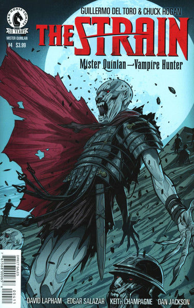 STRAIN MR QUINLAN VAMPIRE HUNTER #4 (OF 5)
