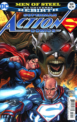 ACTION COMICS #969 VOL 2 COVER A 1st PRINT