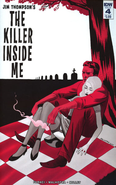 JIM THOMPSON KILLER INSIDE ME #4 (OF 5)
