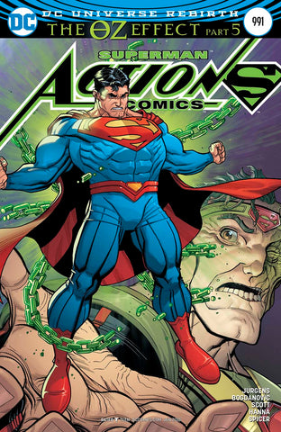 ACTION COMICS #991 (OZ EFFECT)