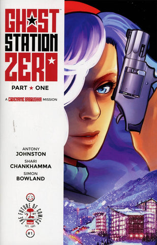 GHOST STATION ZERO #1 (OF 4) CVR A CHANKHAMMA