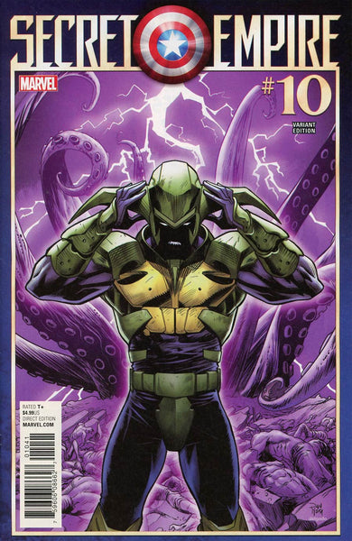 SECRET EMPIRE #10 (OF 10) MORA VILLAIN VAR SE