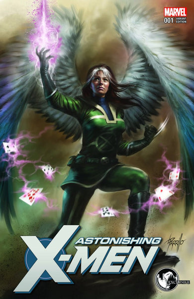 ASTONISHING X-MEN #1 UNKNOWN EXCLUSIVE PARRILLO