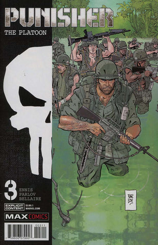 PUNISHER PLATOON #3 (OF 6)