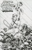 ARMY OF DARKNESS XENA FOREVER & A DAY #2 CV B B&W SKETCH VARIANT