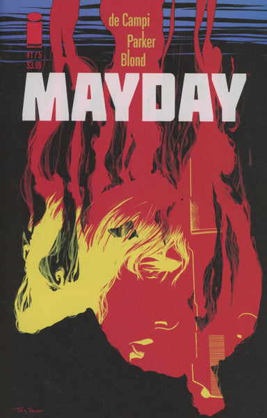 MAYDAY #1 OF 5 COVER B VARIANT