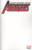 AVENGERS VOL 6 #1 COVER VARIANT C BLANK FOR SKETCH