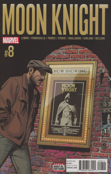 MOON KNIGHT VOL 8 #8 COVER A 1st PRINT