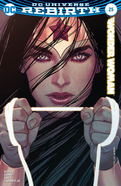 WONDER WOMAN #25 VAR ED