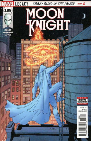 MOON KNIGHT #188 LEG WAVE 2