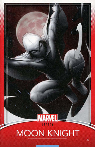 MOON KNIGHT #188 CHRISTOPHER TRADING CARD VAR  LEG