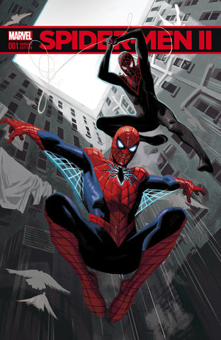SPIDER-MEN II #1 (OF 5) ACUNA VAR A