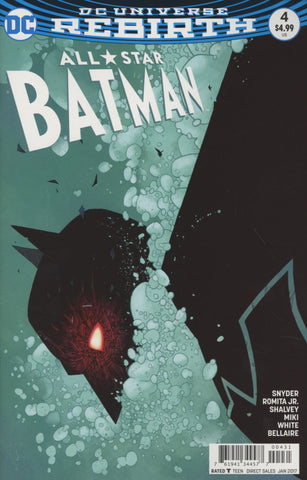 ALL STAR BATMAN #4 COVER VARIANT C SHALVEY