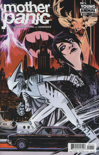 MOTHER PANIC #1 COVER A 1St PRINT