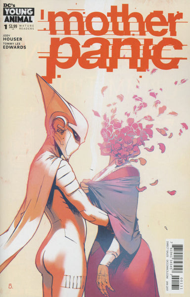MOTHER PANIC #1 COVER VARIANT C BENGAL