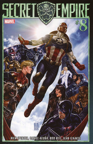 SECRET EMPIRE #8 (OF 10) SE