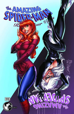 AMAZING SPIDER-MAN RENEW YOUR VOWS #13 LEG UNKNOWN EXCLUSIVE J. SCOTT CAMPBELL
