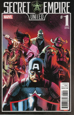 SECRET EMPIRE UNITED #1 ALBUQUERQUE VAR SE