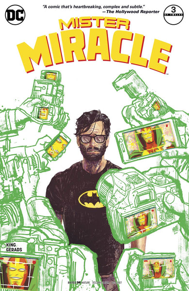 MISTER MIRACLE #3 (OF 12) VAR ED