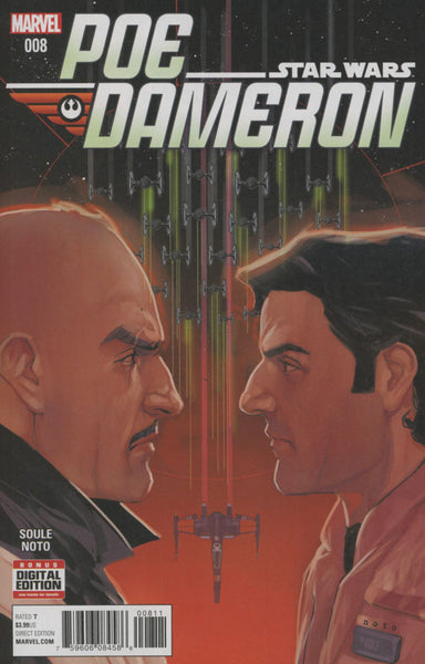 STAR WARS POE DAMERON #8 COVER A 1st PRINT
