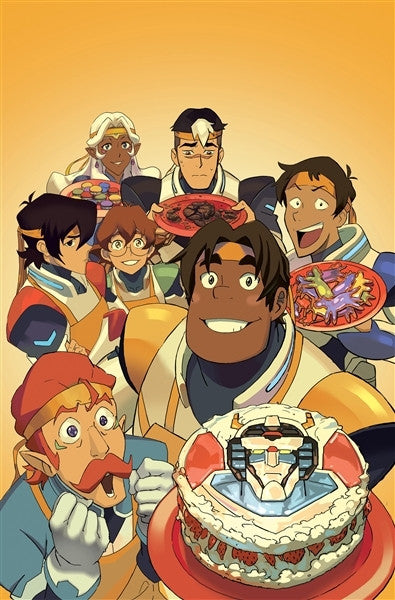 VOLTRON LEGENDARY DEFENDER #1 (OF 4) NYCC EXCLUSIVE